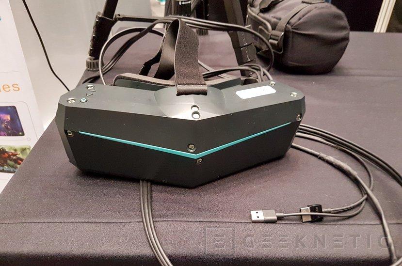 Adiós a los píxeles con las gafas de realidad virtual Pimax 8K VR, Imagen 1