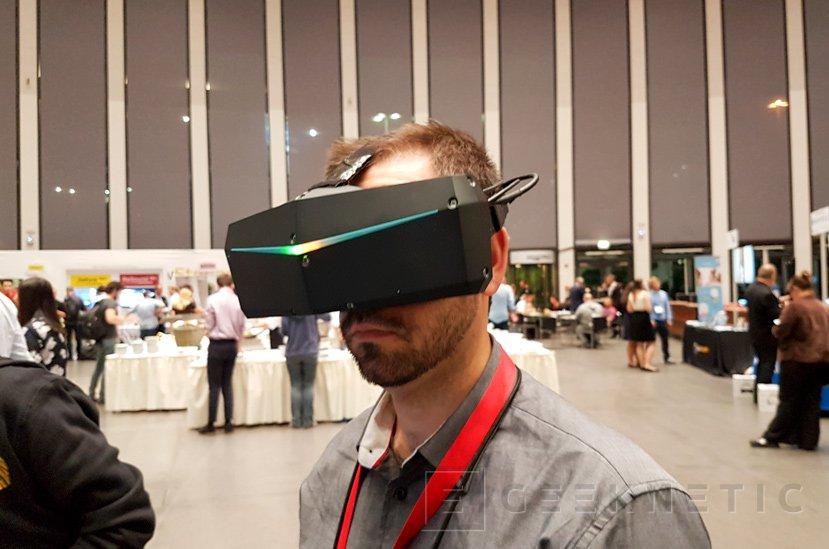 Adiós a los píxeles con las gafas de realidad virtual Pimax 8K VR, Imagen 3