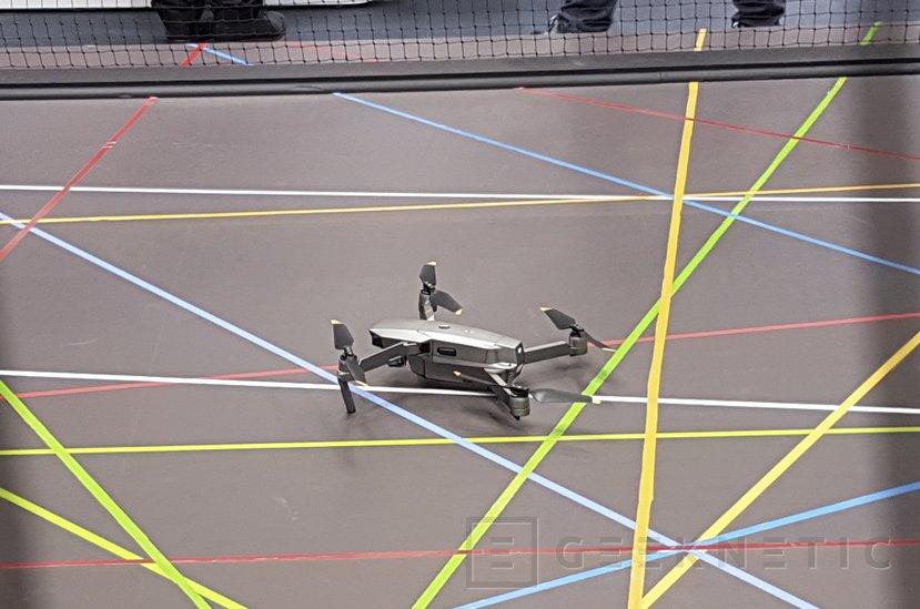 DJI hace más silencioso su drone plegable Mavic Pro Platinum, Imagen 1