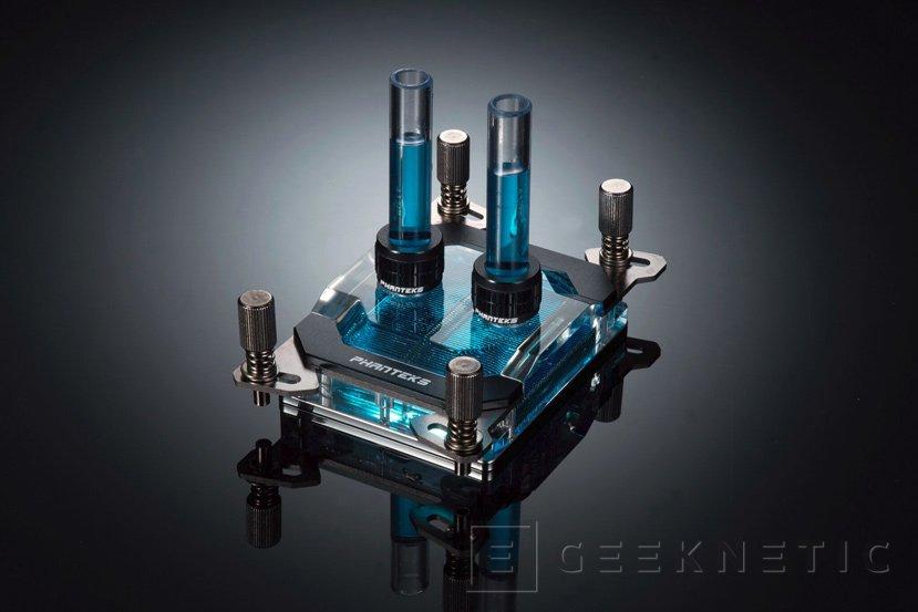 Phanteks lanza el bloque de RL Glacier C399A para AMD Threadripper, Imagen 1
