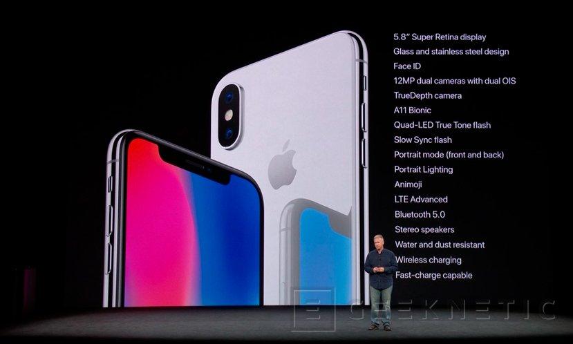 Los beneficios de Foxconn se desploman un 40% por los problemas en la fabricación del iPhone X, Imagen 1