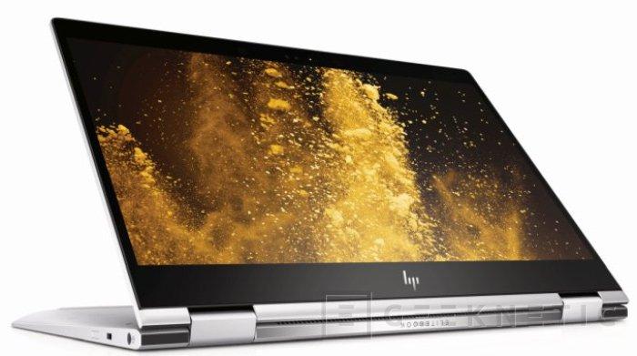 HP anuncia su convertible para profesionales Elitebook 1020 X360 G2, Imagen 1
