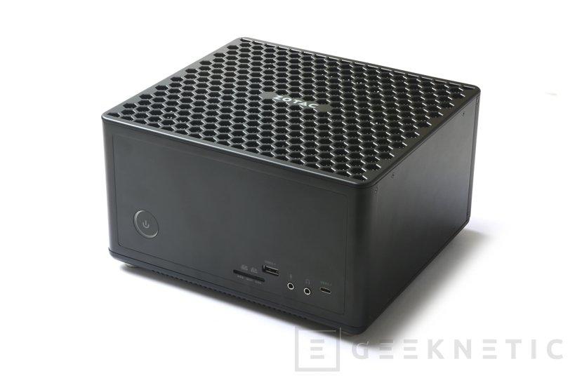 ZOTAC añade GTX 1060 y GTX 1070 de sobremesa a sus miniPC ZBOX MAGNUS, Imagen 1