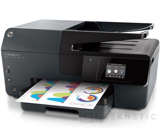 HP actualiza el firmware de sus impresoras para bloquear cartuchos no originales, Imagen 1