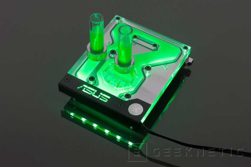 EK anuncia su monobloque de RL para placas ASUS PRIME/TUF X299, Imagen 1