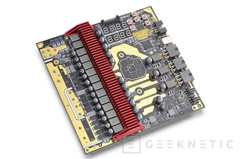 EVGA EPOWER V, una placa con 12+2 VRM externos para placas base y gráficas, Imagen 1