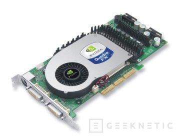 PNY lanza su solución gráfica Nvidia Quadro FX 4000 para profesionales, Imagen 1