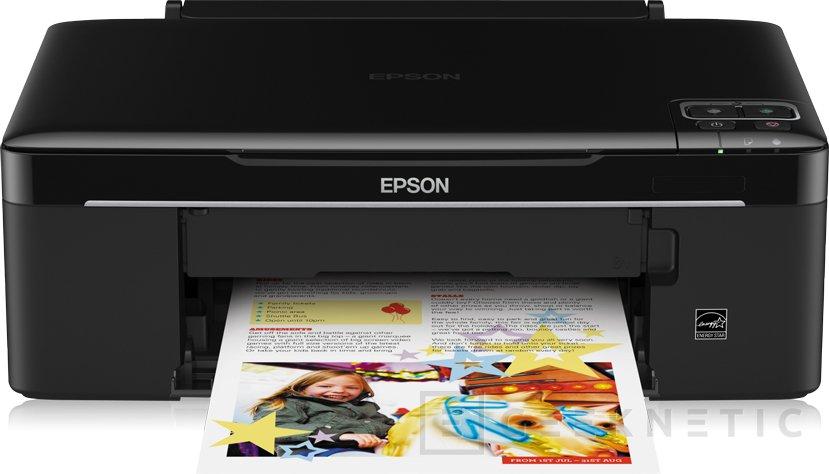 Canon, Epson, HP y Brother demandadas por limitar la vida de sus impresoras deliberadamente, Imagen 1