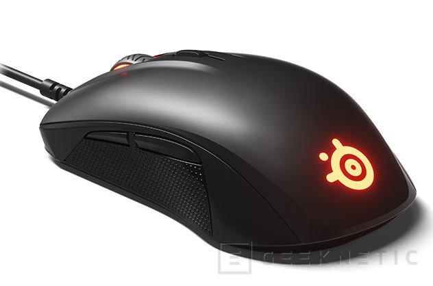 SteelSeries anuncia su ratón gaming económico Rival 110, Imagen 1