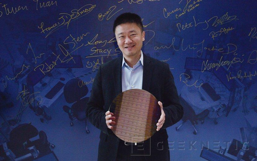 Los 10 nanómetros llegan a las memorias NAND 3D de Intel, Imagen 1