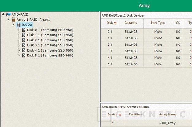 Ya disponible el firmware con soporte para RAID NVMe en placas AMD X399, Imagen 1