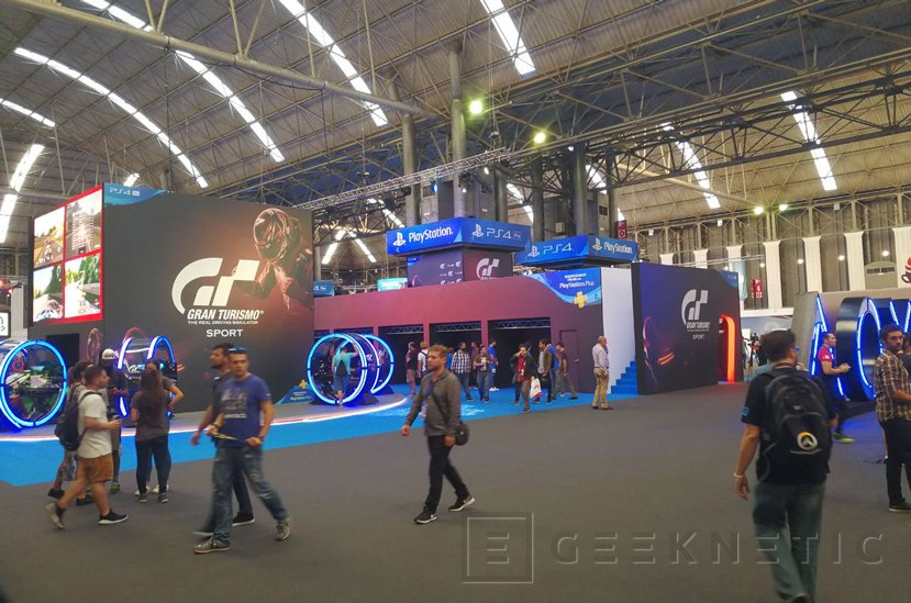Comienza la Barcelona Games World, Imagen 2