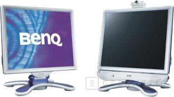 Nuevo monitor LCD FP783 de BenQ con tan sólo 12 ms de tiempo de velocidad de respuesta, Imagen 1