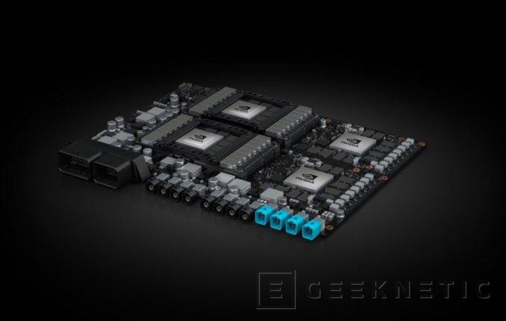 Nvidia sigue apostando por el coche autónomo con Drive PX Pegasus, Imagen 1