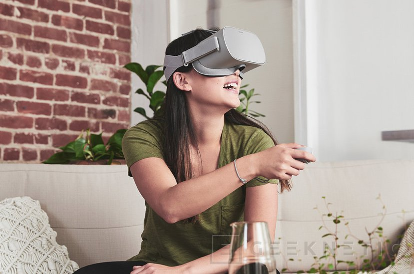Oculus Go, unas grafas de VR que no requieren de PC por 199 Dólares, Imagen 2