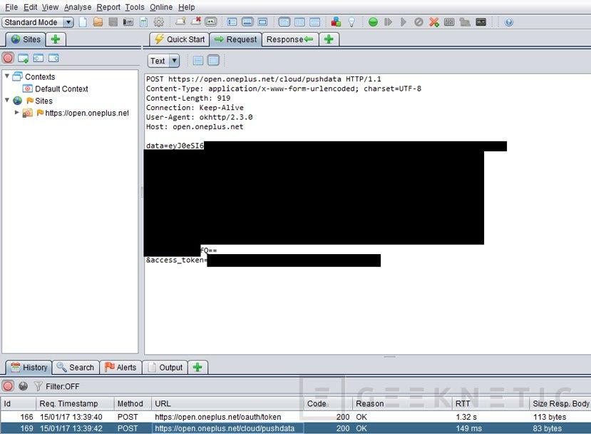 Oneplus recopila datos de los usuarios sin consentimiento, Imagen 1