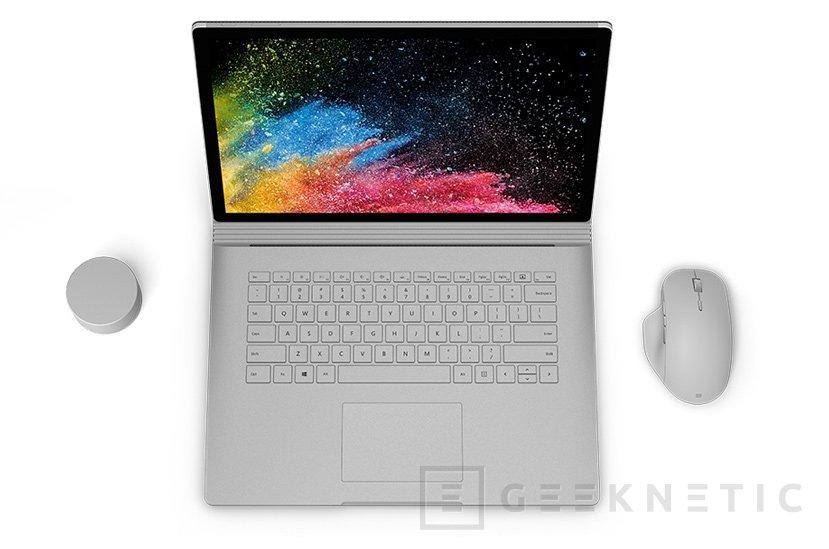 Surface Book 2, el portátil más potente de Microsoft hasta la fecha, Imagen 1