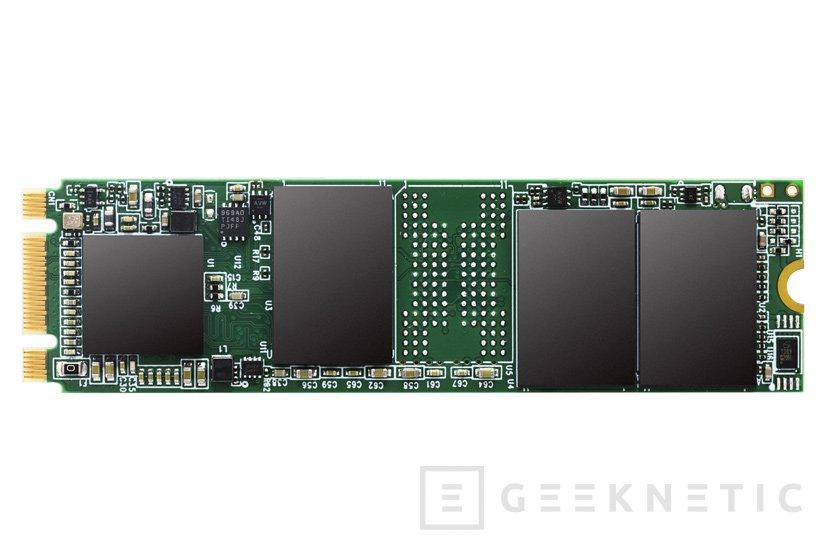 ADATA IM2S3148, un SSD M.2 para uso industrial, Imagen 1