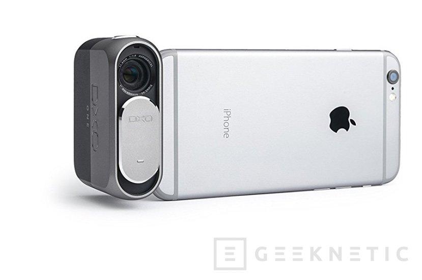 DxO prepara una cámara externa para smartphones, Imagen 1