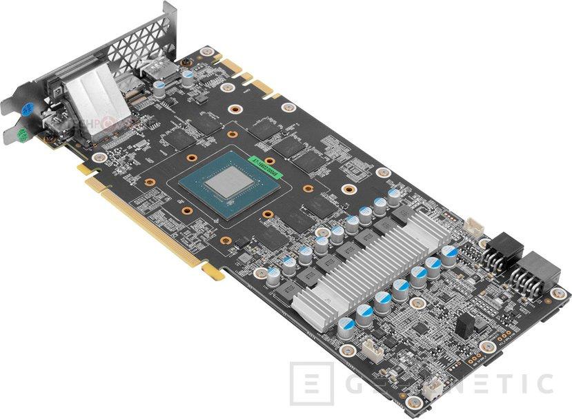La GTX 1070 Ti personalizada de KFA2 también se filtra, Imagen 2