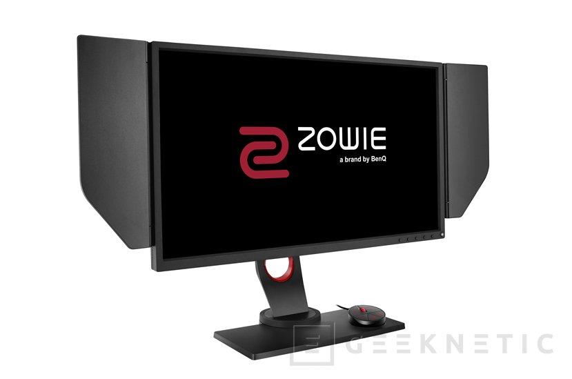 BenQ ZOWIE XL2536, monitor gaming de 144 Hz con DyAc, Imagen 1