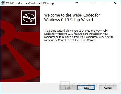 Cómo abrir imágenes WebP desde Windows, Imagen 1