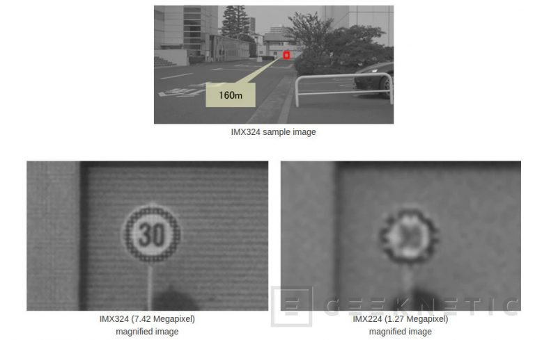 El nuevo sensor de imagen de Sony no es para tu móvil sino para tu coche, Imagen 2