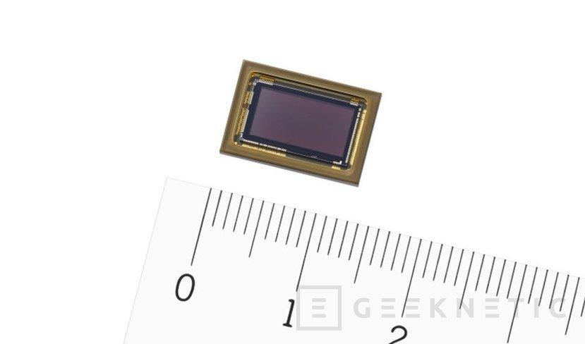 El nuevo sensor de imagen de Sony no es para tu móvil sino para tu coche, Imagen 1