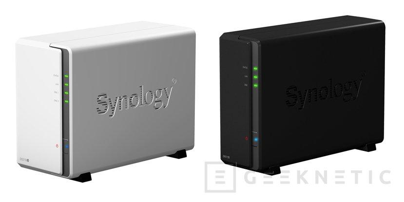 Synology renueva su gama de entrada de NAS con tres nuevos modelos, Imagen 1