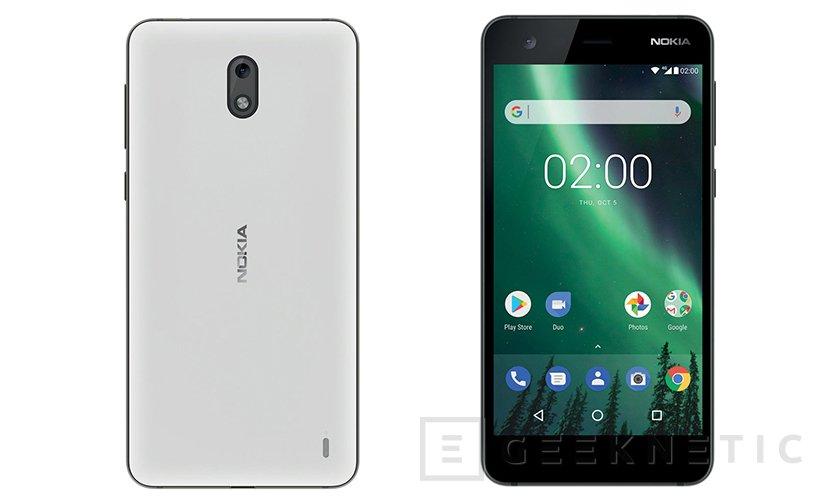 Nokia 2, así es la propuesta más modesta de HMD con una enorme batería, Imagen 1