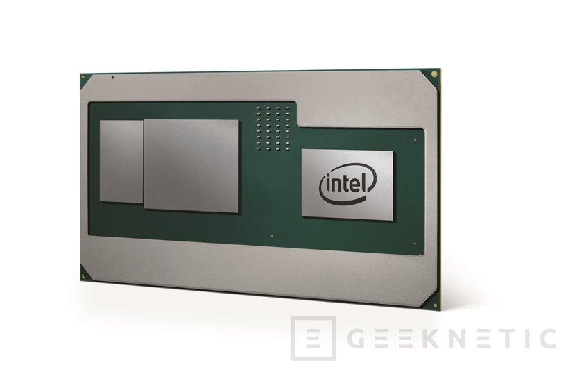 Intel integra una gráfica AMD Radeon con HBM2 en su nuevo procesador, Imagen 1