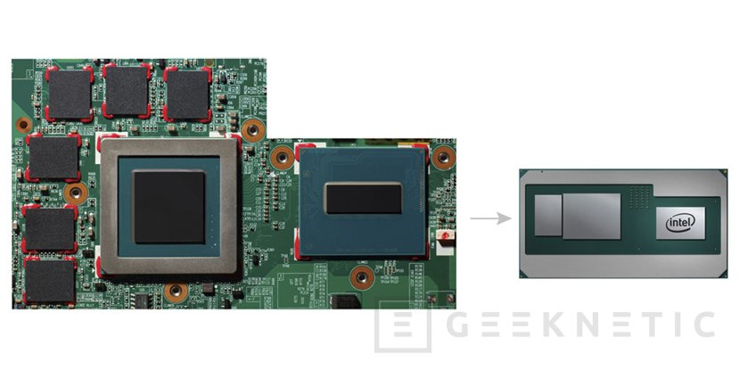 Intel integra una gráfica AMD Radeon con HBM2 en su nuevo procesador, Imagen 2
