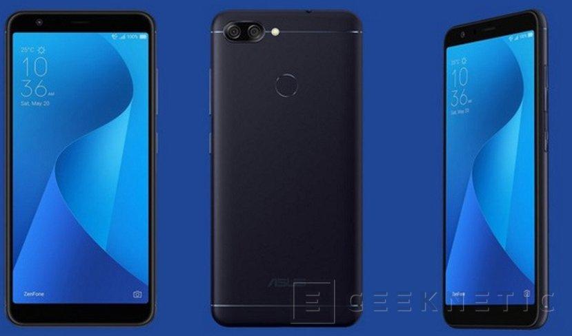 ASUS adopta pantallas 18:9 en su nuevo smartphone Pegasus 4S, Imagen 1
