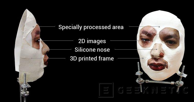 Afirman haber hackeado el reconocimiento facial del iPhone X con una máscara impresa en 3D, Imagen 1