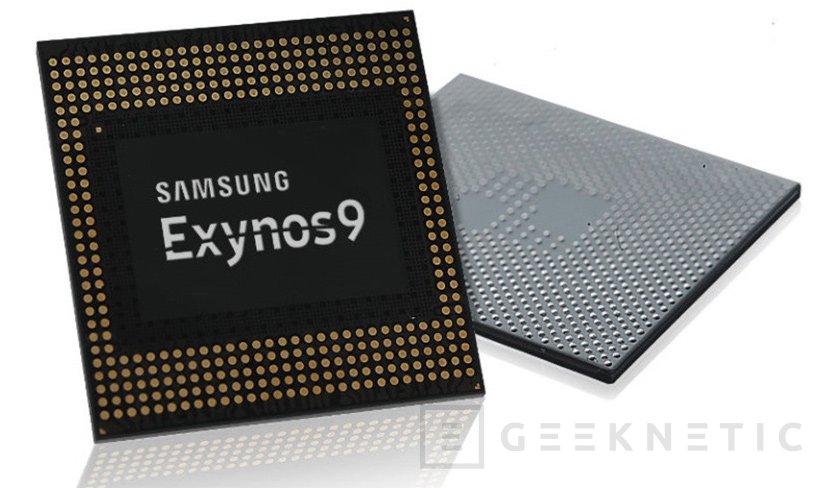 El Samsung Exynos 9810 se estrenará en el Galaxy S9, Imagen 1