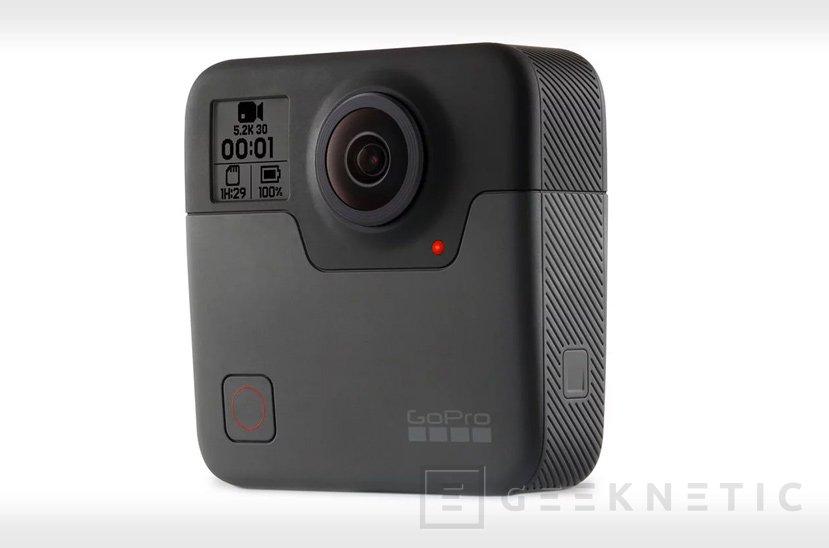 GoPro lanza su cámara 360 Fusion pero se deja algunas funciones en el tintero, Imagen 1