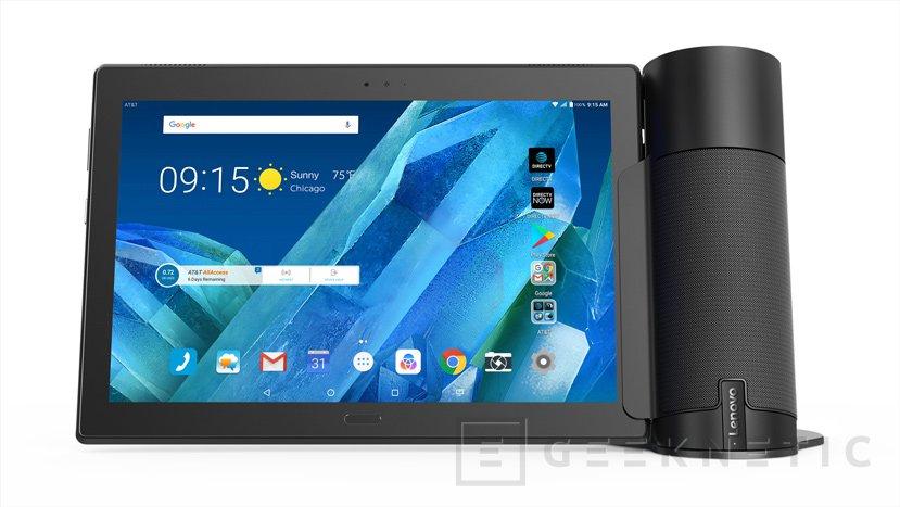Lenovo revive el mercado de tablets con un nuevo modelo con Android, Imagen 2