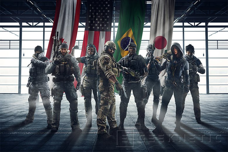 El Rainbow Six Siege será gratuito este fin de semana, Imagen 1