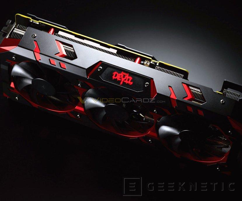 PowerColor deja ver ligeramente su RX Vega Red Devil, Imagen 1
