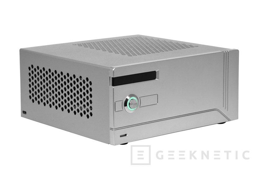 KFA integra una GTX1060 en una carcasa externa Thunderbolt 3, Imagen 1