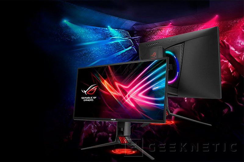 240 Hz para el nuevo monitor gaming ASUS ROG STRIX XG258Q, Imagen 1