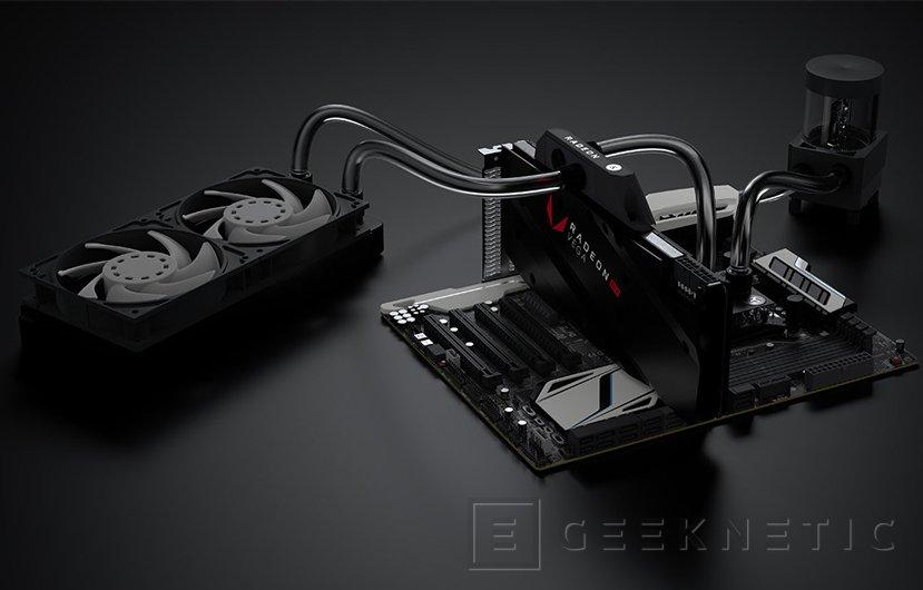 EK quiere que pases por agua tu RX Vega y tu CPU con su kit FLuid Gaming A240R, Imagen 1