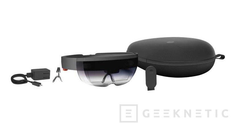 Las HoloLens de Microsoft llegan a España, Imagen 1