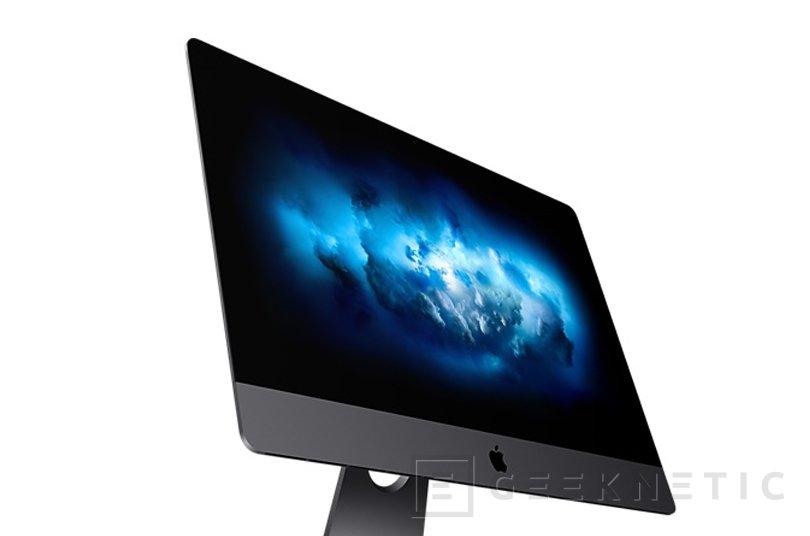 Nuevo Apple iMac Pro con CPU de 18 núcleos y GPU Radeon Pro Vega, Imagen 1