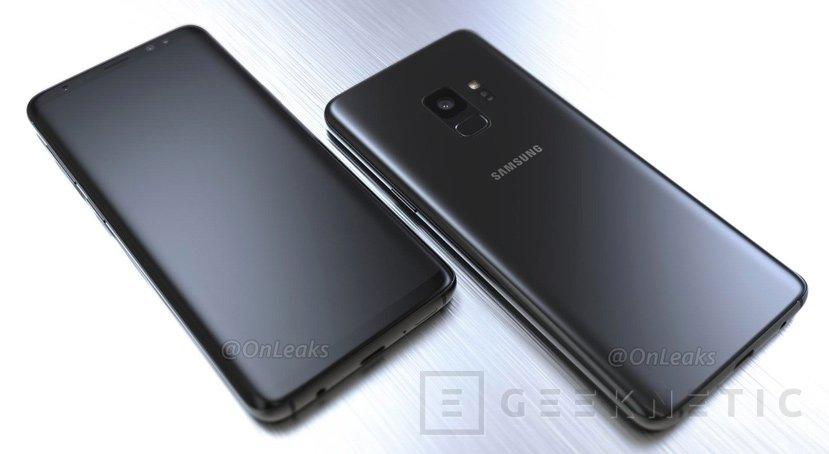 El sensor de huellas cambia de sitio en el Galaxy S9, Imagen 1