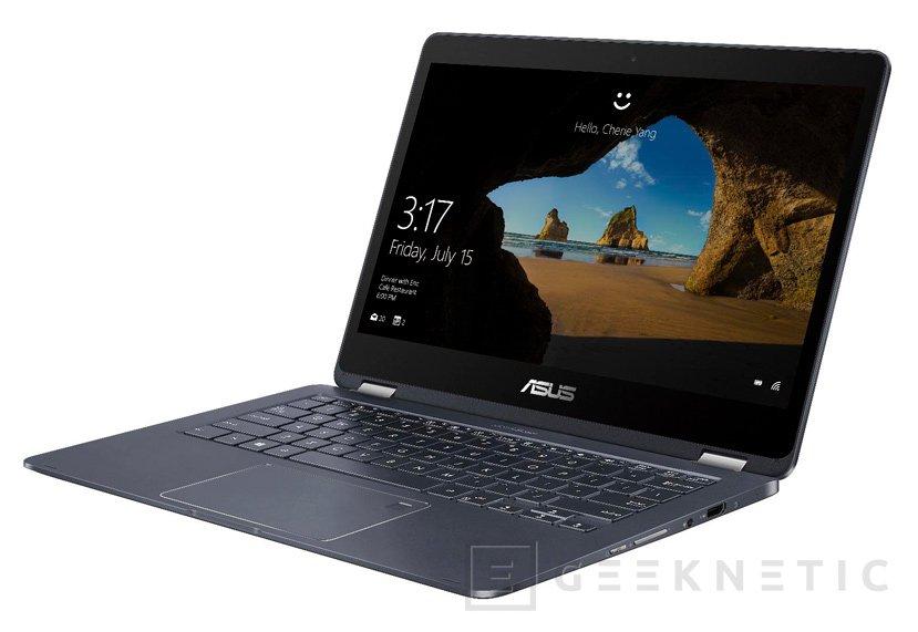 NovaGo, así es el portátil de ASUS con Windows 10 y procesador Snapdragon 835, Imagen 1