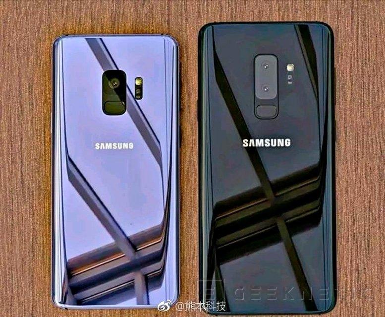 Primeras fotos reales del Galaxy S9 y S9 Plus, Imagen 1