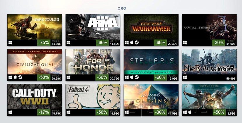 Estos son los juegos más vendidos en Steam durante el 2017, Imagen 2