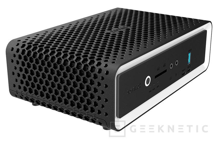 ZOTAC prepara nuevos ZBOX con gráficos profesionales QUADRO y procesadores de 6 núcleos, Imagen 1