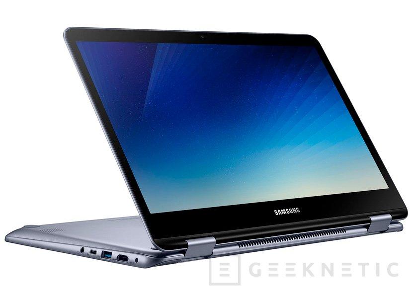 El Samsung Notebook 7 Spin se actualiza con procesadores de 4 núcleos, Imagen 1